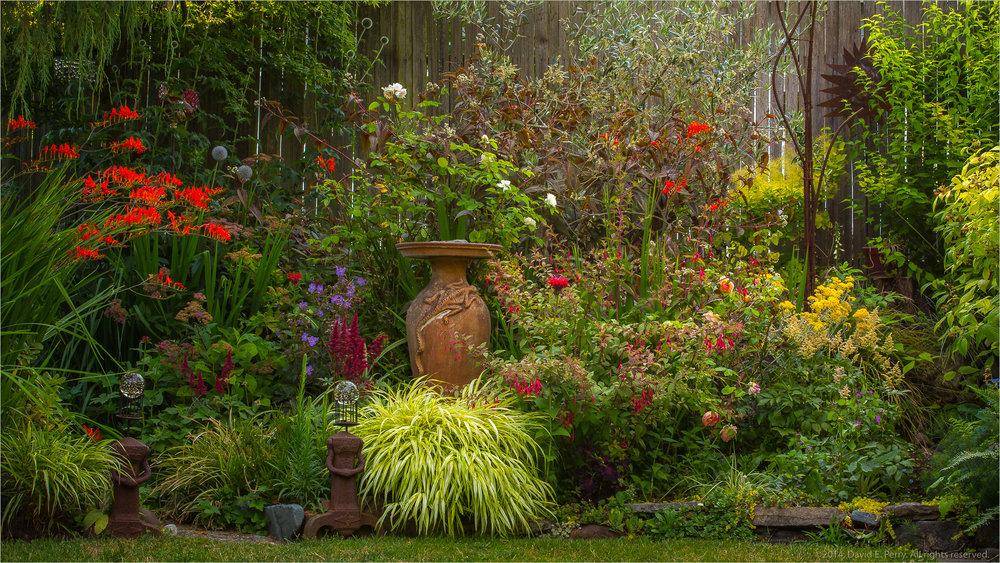 David Perry Garden
