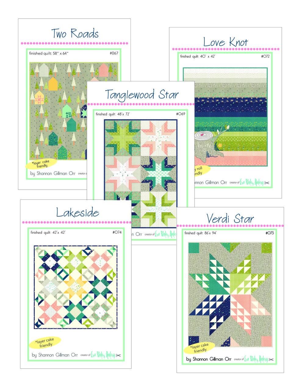 Woodland Quilt pattern bundle-02.jpg