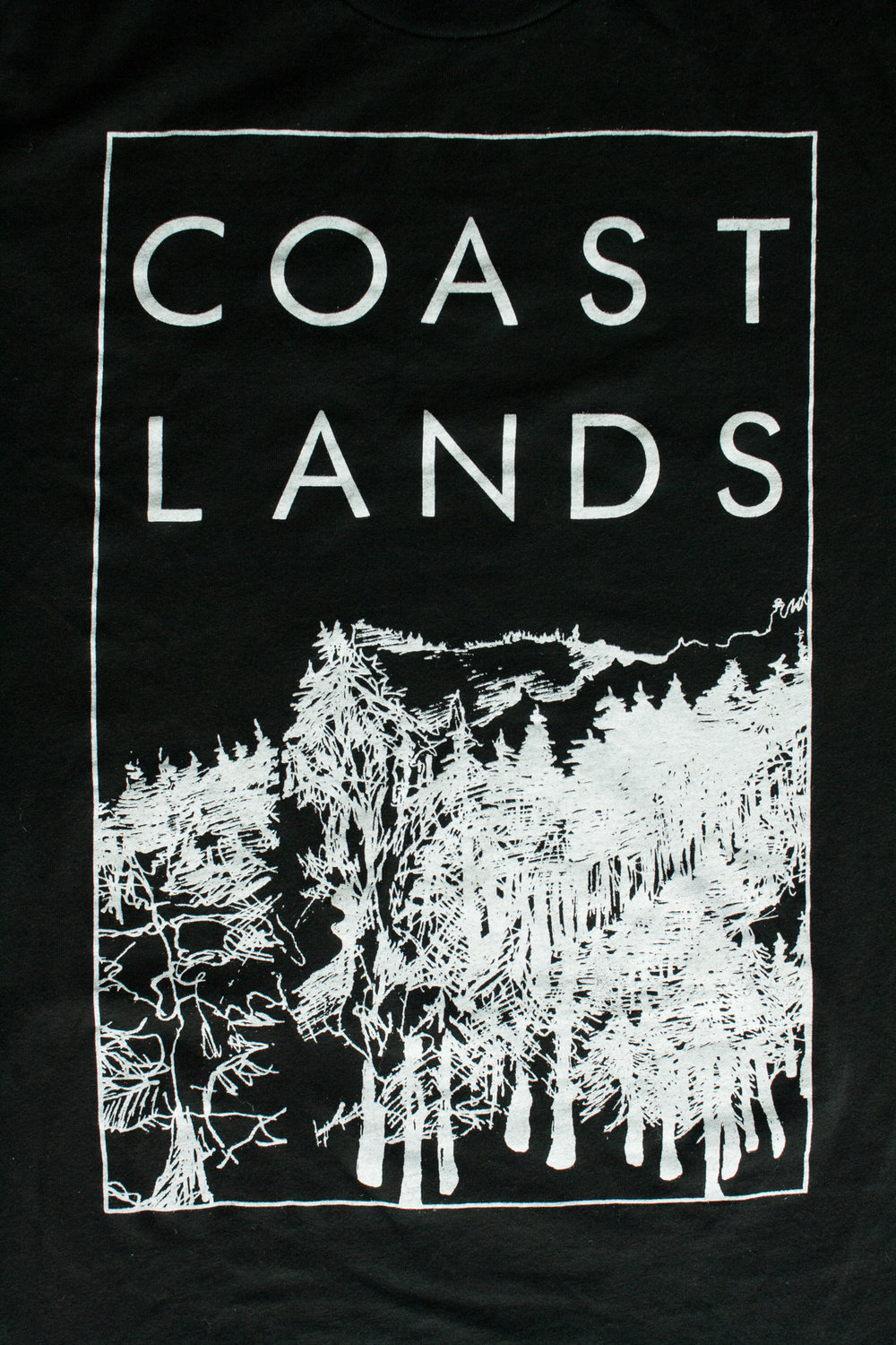 Coastlands Hillside T-Shirt