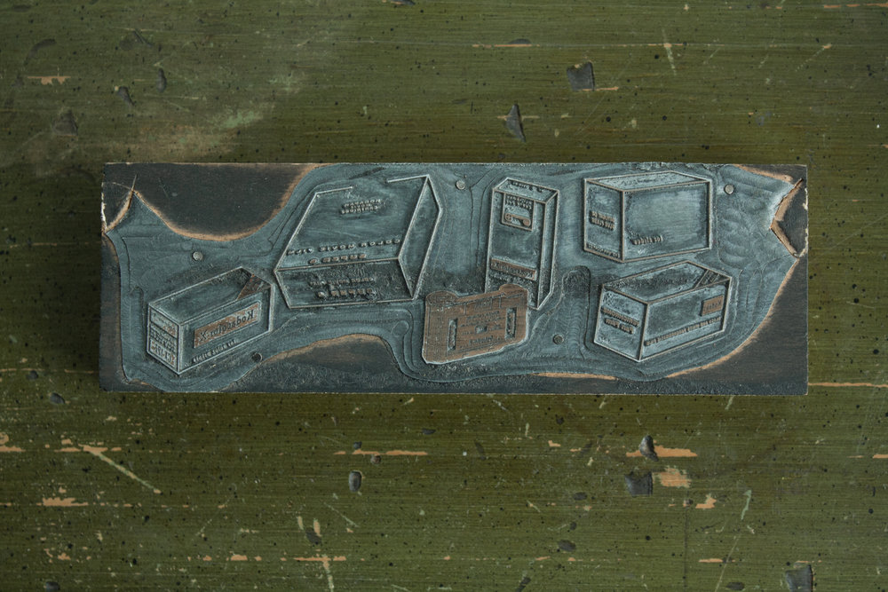 Antique Block