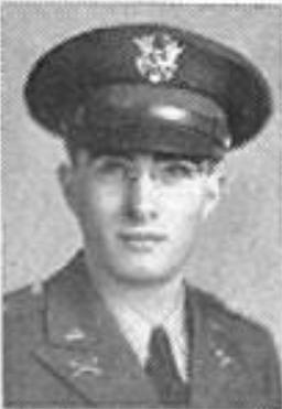 Cadet Fred MacFarlane ('43)