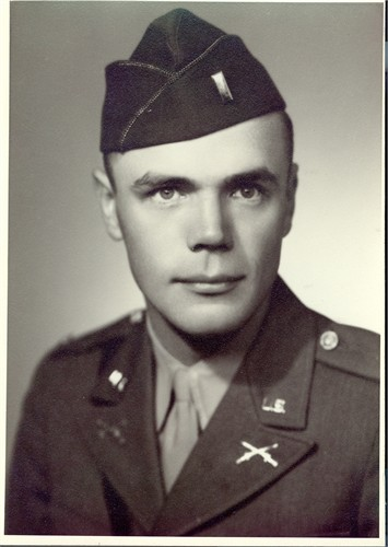 1LT Russell E. Nord ('39)