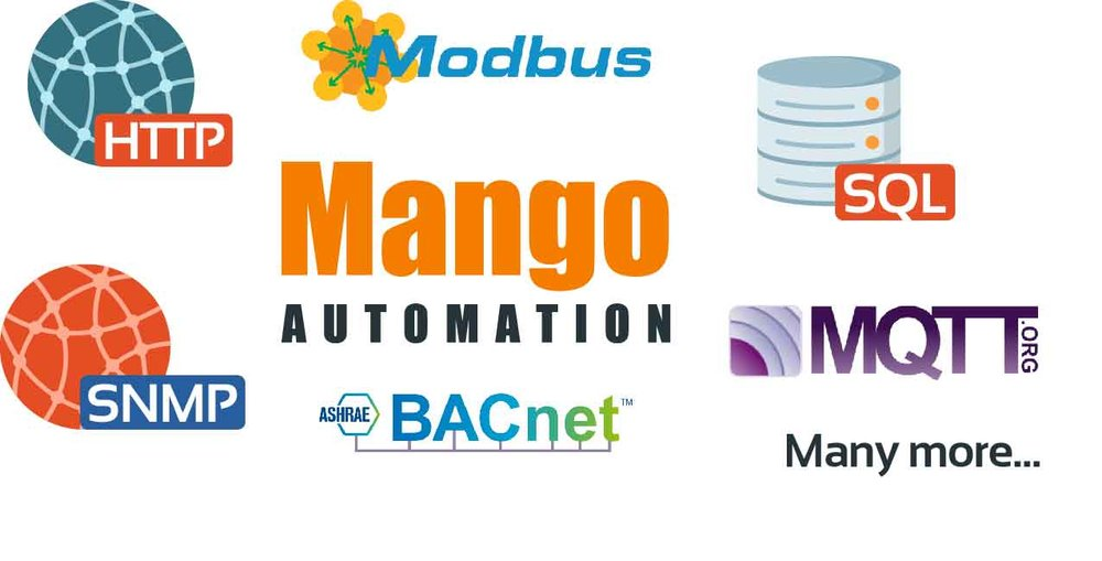 Data Logging - The MangoHTS is a highly configurable data acquisition system pre-installed with drivers for Modbus, BACnet, SNMP, HTTP and Many other protocols.