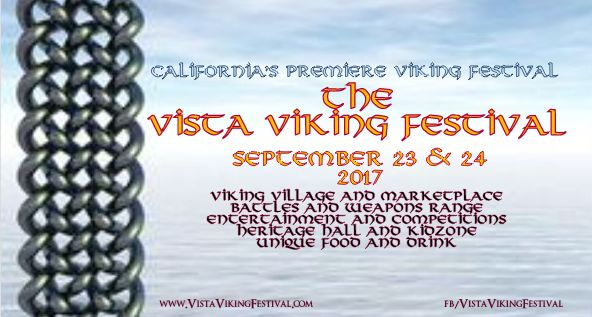 Vista Viking Festival
