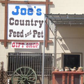 Joe's Country Feed and Pet - 27847 Valley Center Rd, Valley Center, CA 92082