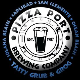 Pizza Port Carlsbad - 571 Village DrCarlsbad, California, CA 92008