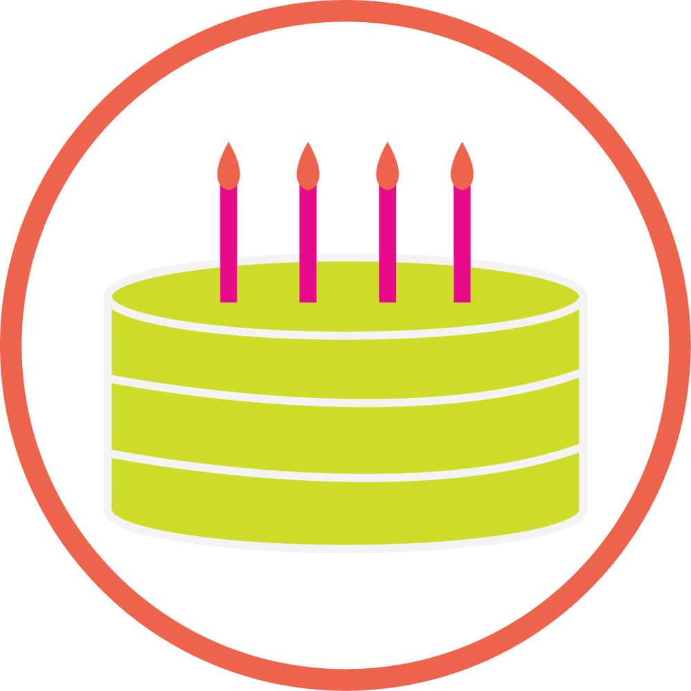 Birthday Card Logo