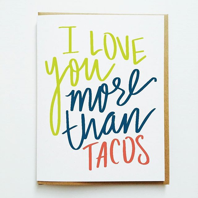 Happy #nationaltacoday! We'll be celebrating over here by pretending it's Tuesday 😉