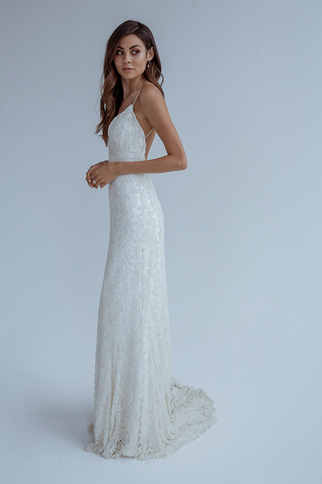 Trunk Shows — Blanc de Blanc Bridal