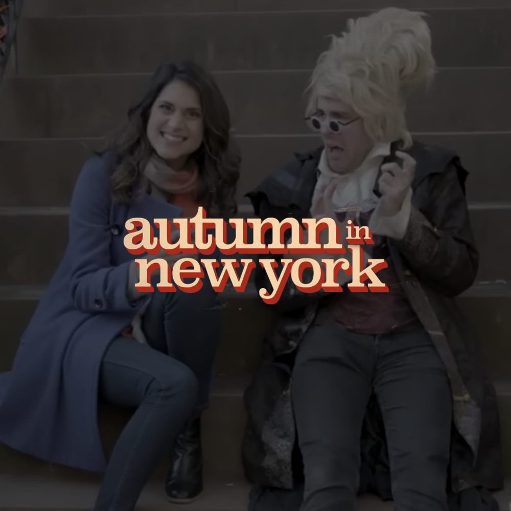 AUTUMN WITH DRACULA    Explore the best New York City has to offer in the fall season with the bloodthirsty Count Dracula in this Snapchat series.