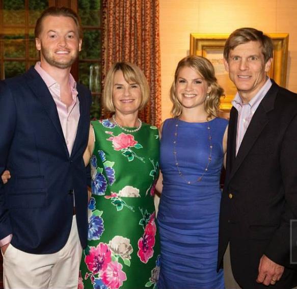 John Powers Middleton & family