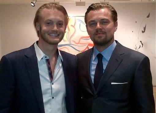 John Powers Middleton & Leonardo DiCaprio