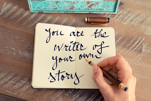 You Are the Writer of Your Own Story.jpg