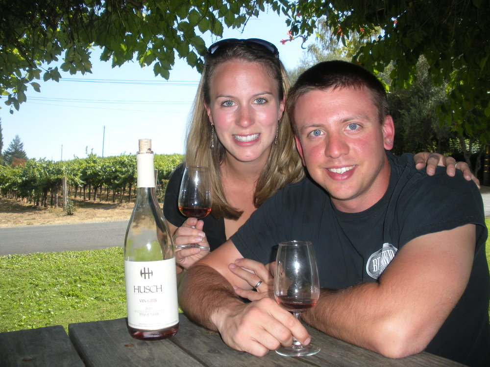 Kyle and Lisa at Winery.JPG