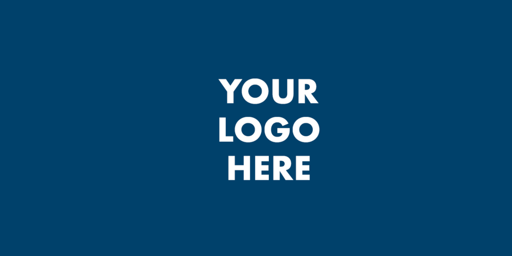 Brand your page with your company logo