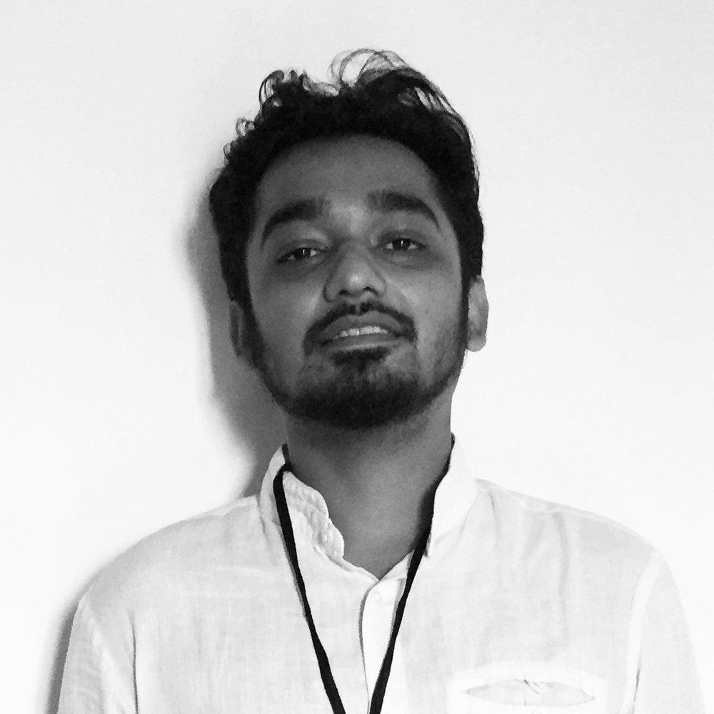 Vikram Gaikwad   Collaborator BioMorph 2015
