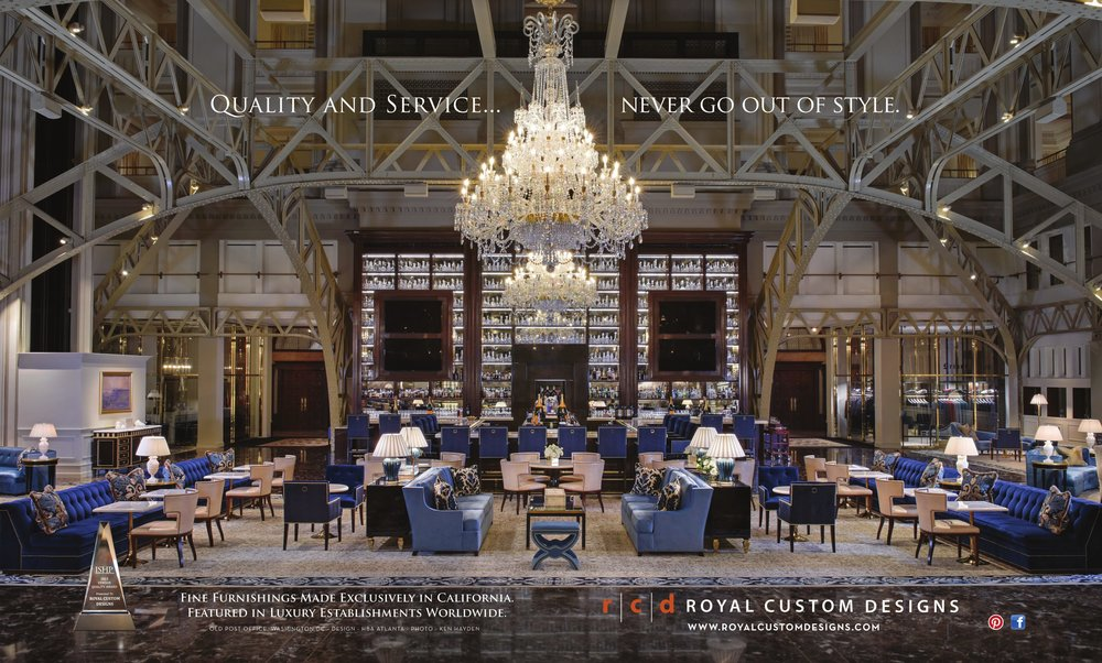 Hospitality Design March 2017
