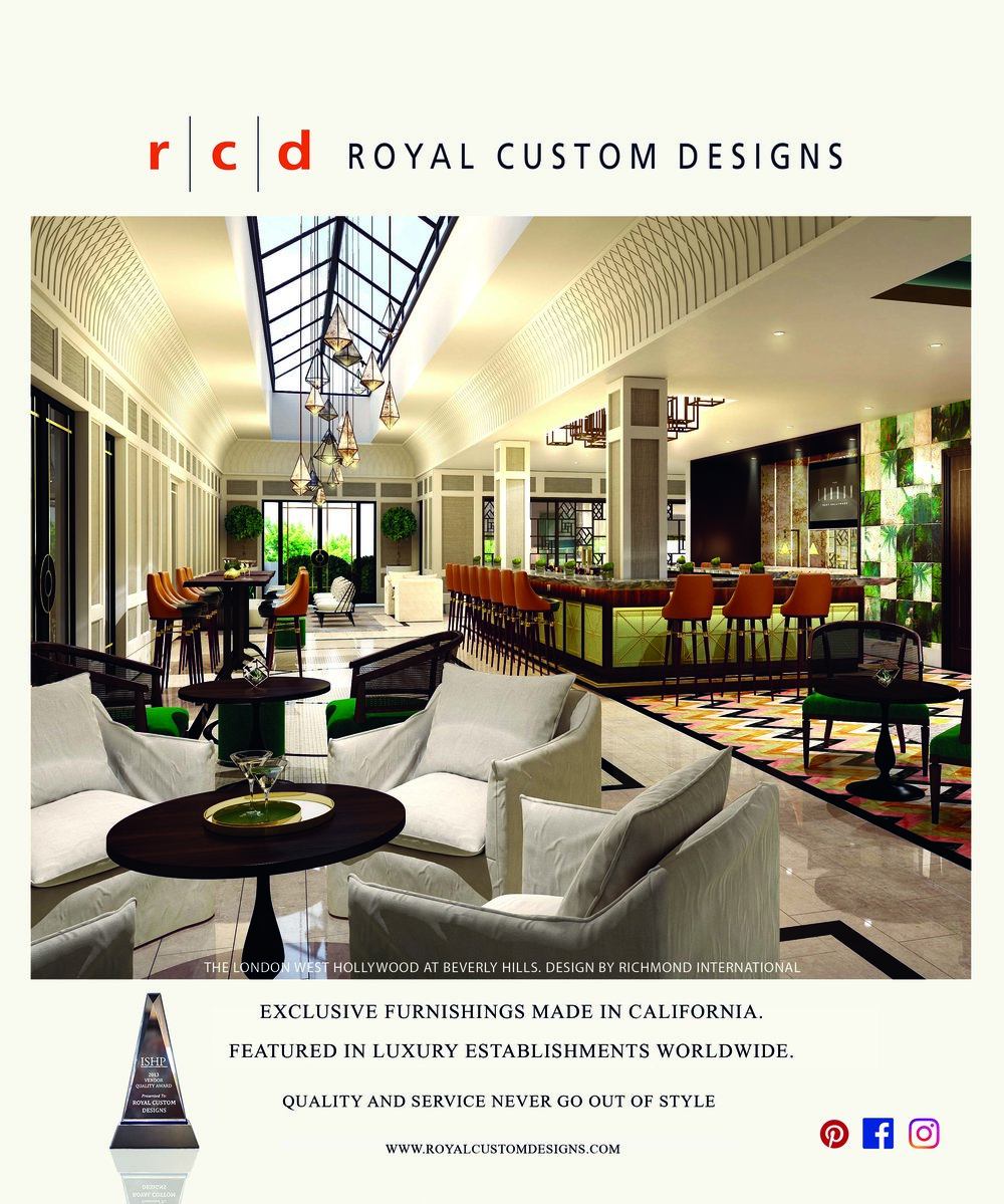 Hospitality Design March 2018