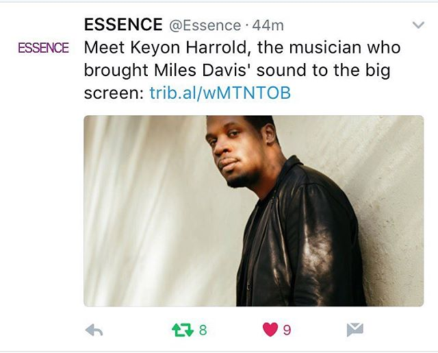 Thank you #essence  @essence  @allthebestmedia check this piece when you have a moment