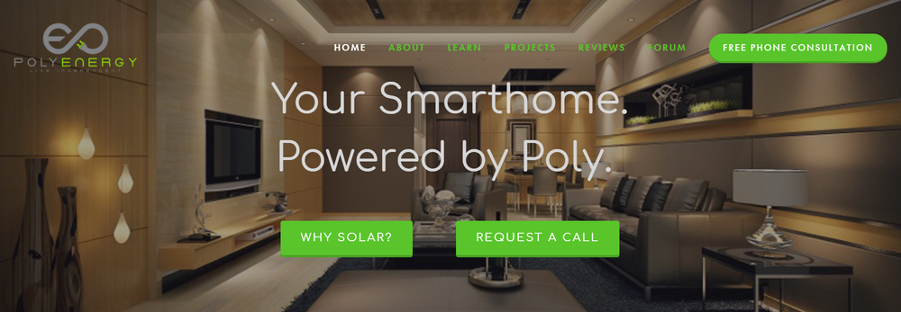 Poly Energy - Going Solar is more affordable than you think...
