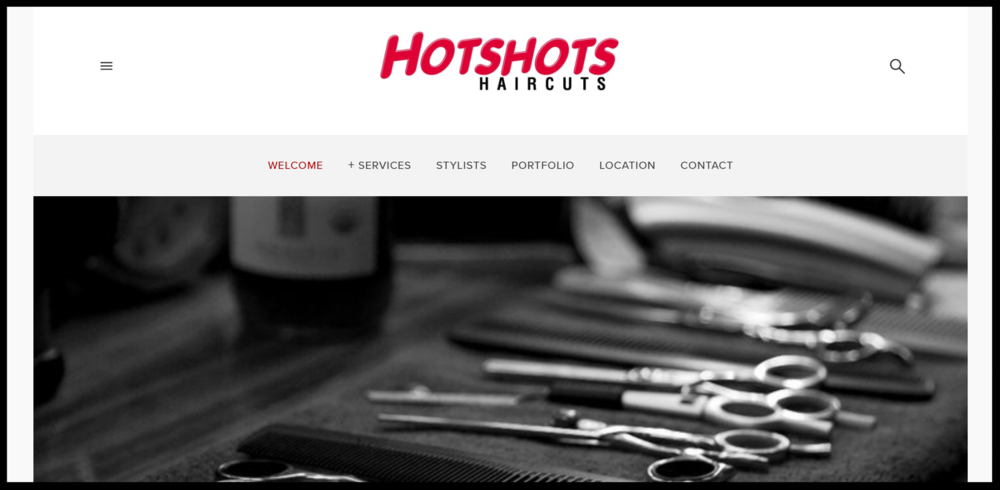 Hotshots Haircuts - Great hair doesn't happen by chance.It happens by appointment.