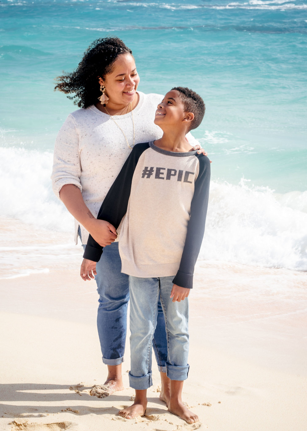Bermuda Family Session