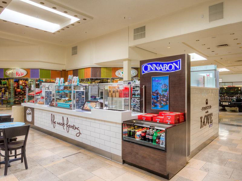 Cinnabon at North Star Mall