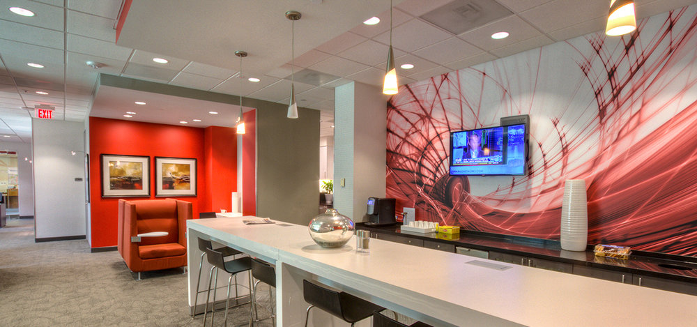 Renovation   Regus at Twin Oaks   See Project