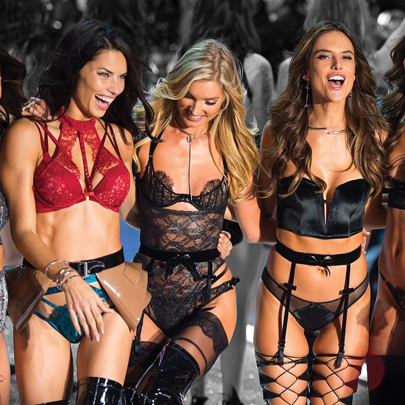 When It Comes to Body Diversity, What's Victoria's Secret Waiting For? - Glamour