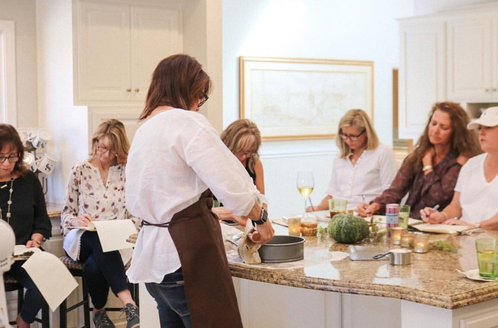 Something Homemade Holiday Cooking Class