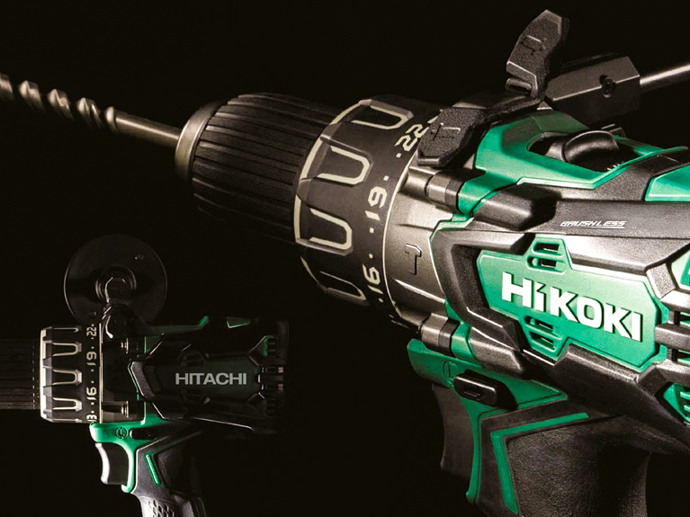 HIKOKI!!! - HITACHI INTRODUCES THEIR NEW BRAND STRATEGY