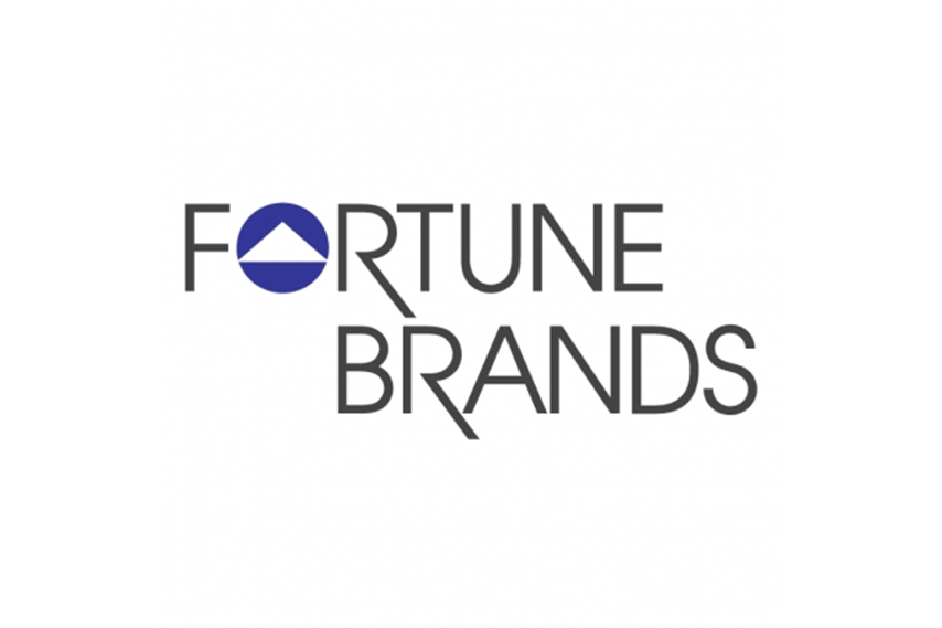 FORTUNE BRANDS REPORTS Q4 AND 2017 UP 6% -