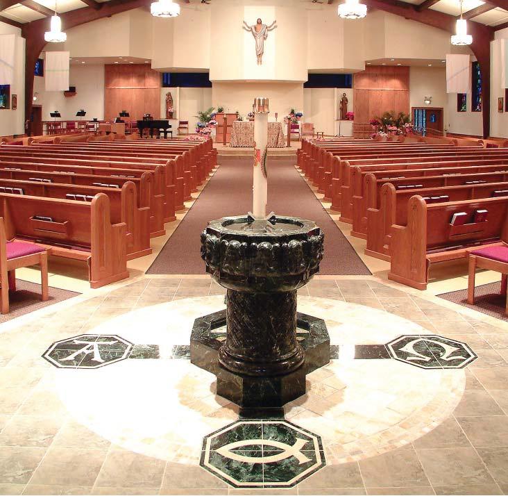 Welcome to St. Pius Parish & School
