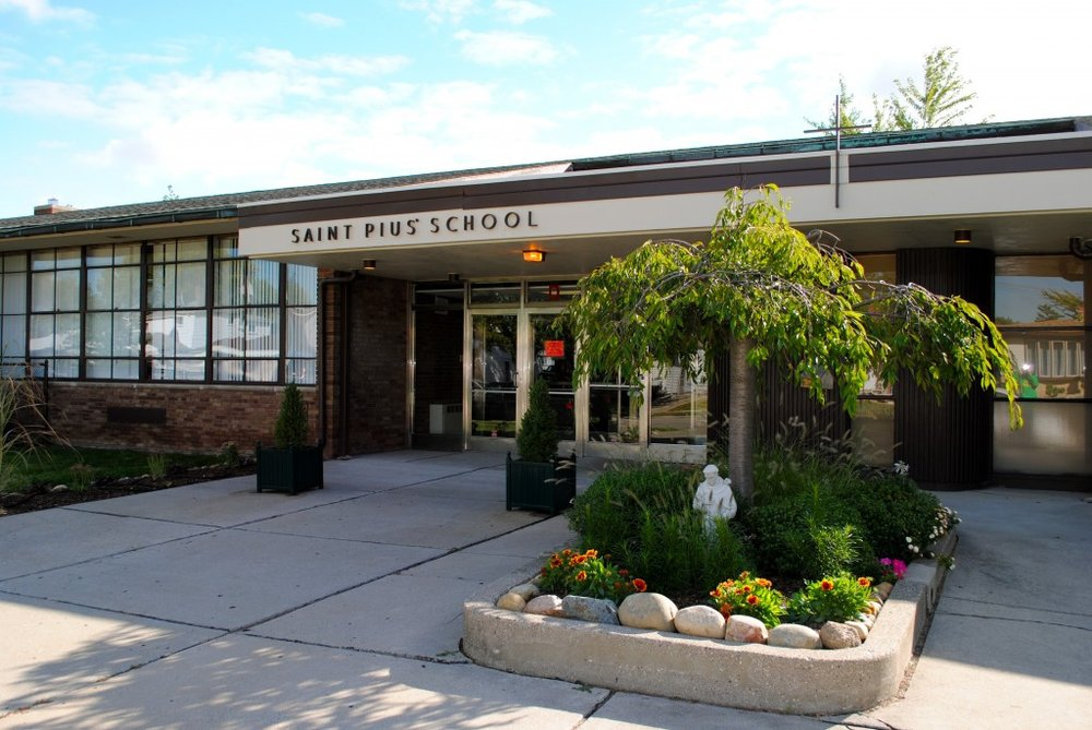 Welcome to St. Pius Parish & School    NOW ACCEPTING 2018-2019 REGISTRATIONS