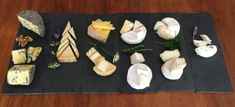 Cheeseboard Horizontal - 7 Types Cut.JPG