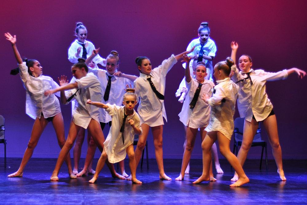 Contemporary Dance Tauranga