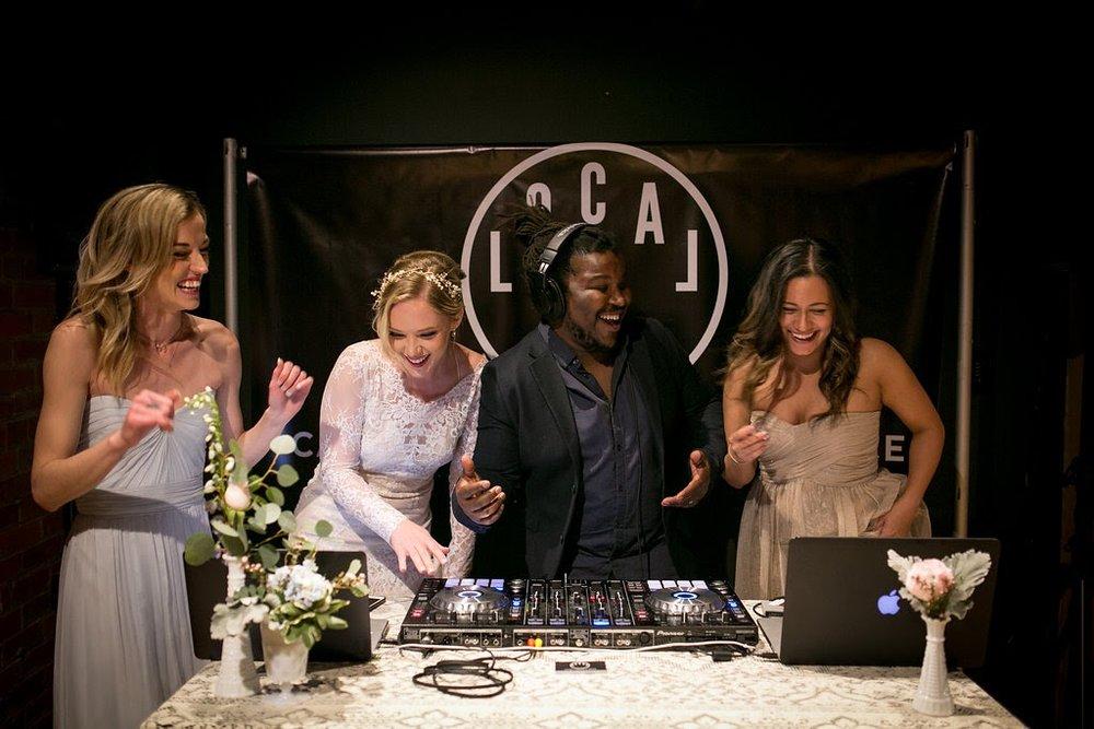 Local DJ