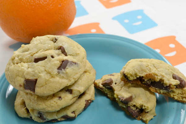 OrangeChocolateChipCookies