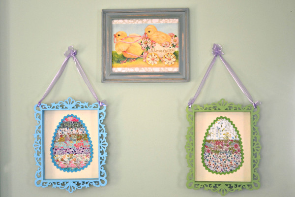 Double Egg Shadowbox