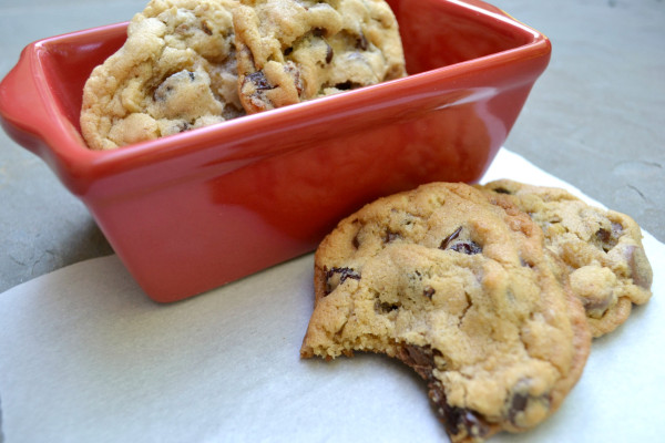 Quirky Chunky Chip Cookies