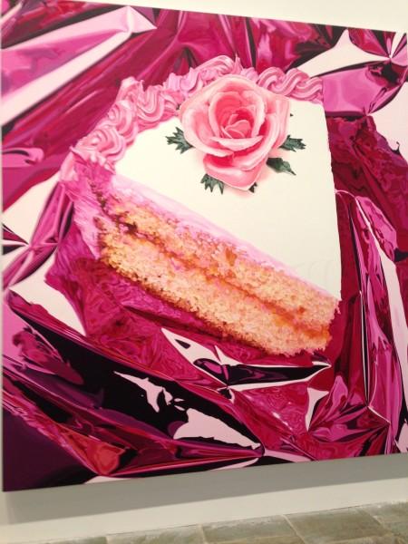 Jeff Koons cake1