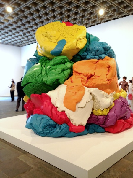 Jeff Koons playdoh