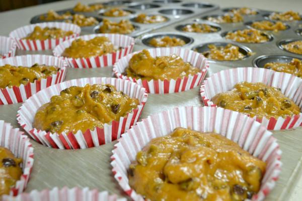 Pumpkin Muffins_Pans
