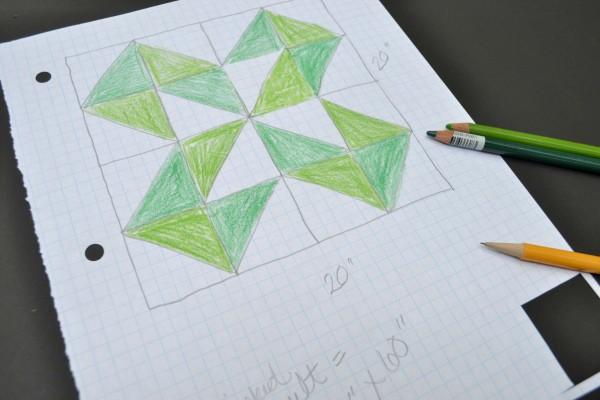 Mirror Dot Sketch