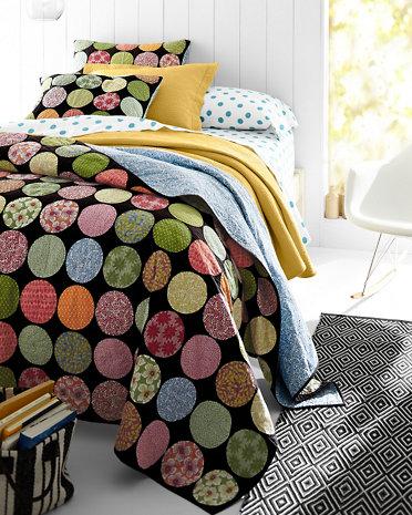 Garnet Hill quilt