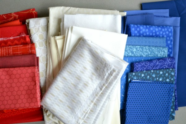 Flag Quilt Fabrics