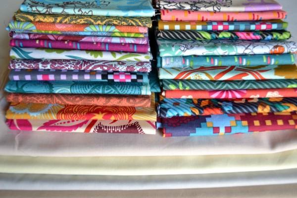 Commission Quilt Fabrics