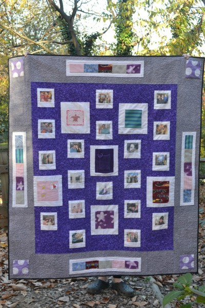 LIza's Quilt Front