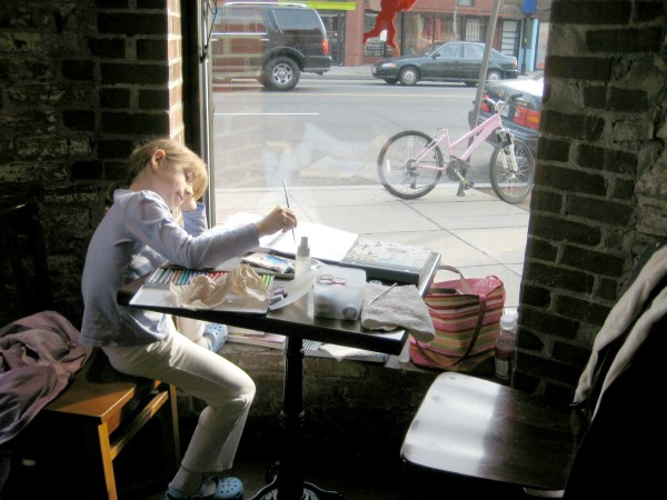 10 Ideas for Creative School in a Coffee Shop