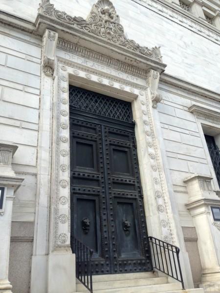 Corcoran Door